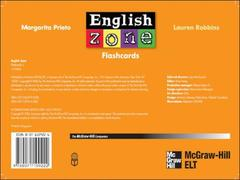 Couverture de l'ouvrage English zone 5 flashcards