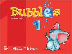 Couverture de l'ouvrage Bubbles student book 1