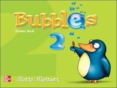 Couverture de l'ouvrage Bubbles student book 2