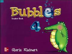 Couverture de l'ouvrage Bubbles student book 4