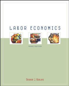 Couverture de l'ouvrage Labor economics (3rd ed )