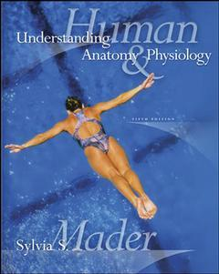 Couverture de l'ouvrage Understanding human anatomy and physiology (5th ed )