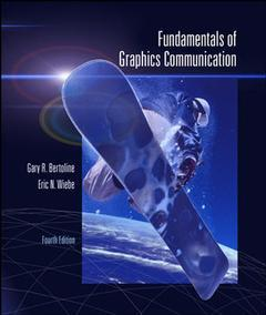 Couverture de l'ouvrage Fundamentals of graphics communication with olc and engineering sub bi-cards (4th ed )