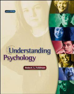 Couverture de l'ouvrage Understanding psychology with in-psych cd-rom and powerweb (7th ed )