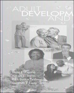 Couverture de l'ouvrage Adult development and aging (3rd ed )
