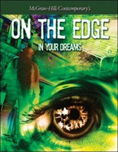 Couverture de l'ouvrage On the edge: in your dreams