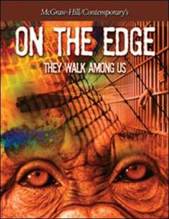 Couverture de l'ouvrage On the edge: they walk amoung us
