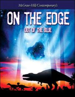 Couverture de l'ouvrage On the edge: out of the blue