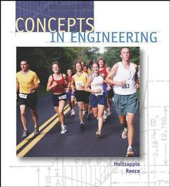 Couverture de l'ouvrage Concepts of engineering with olc bi-card
