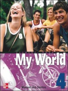 Couverture de l'ouvrage My world sb 4