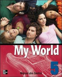 Couverture de l'ouvrage My world sb 5