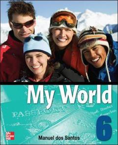 Couverture de l'ouvrage My world sb 6