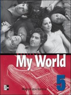 Couverture de l'ouvrage My world wb5