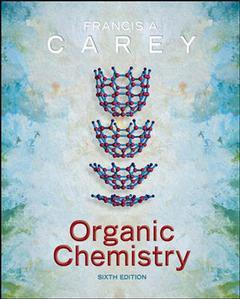 Couverture de l'ouvrage Organic chemistry with olc and learning by modeling cd-rom (6th ed )