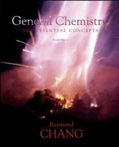 Couverture de l'ouvrage General chemistry with olc password card (4th ed )