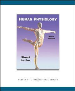 Couverture de l'ouvrage Human physiology with olc bind-in card (9th ed )