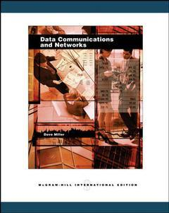 Couverture de l'ouvrage Data communications and networks