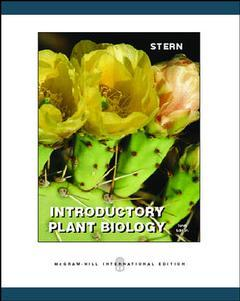 Couverture de l'ouvrage Introductory plant biology with olc bi-card (10th ed )