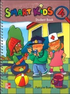 Couverture de l'ouvrage Smart kids 4 student book