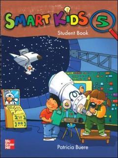 Couverture de l'ouvrage Smart kids 5 student book