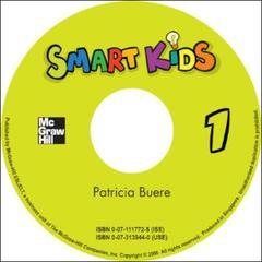 Couverture de l'ouvrage Smart kids 1 audio cd