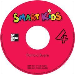 Couverture de l'ouvrage Smart kids 4 audio cd
