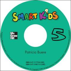 Couverture de l'ouvrage Smart kids 5 audio cd
