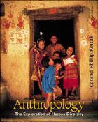 Couverture de l'ouvrage Anthropology: the exploration of human diversity, 9/e