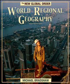 Couverture de l'ouvrage World regional geography 2/e