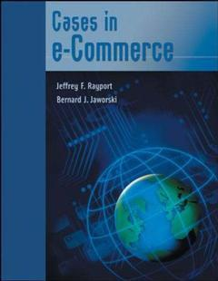 Couverture de l'ouvrage Cases in e-commerce