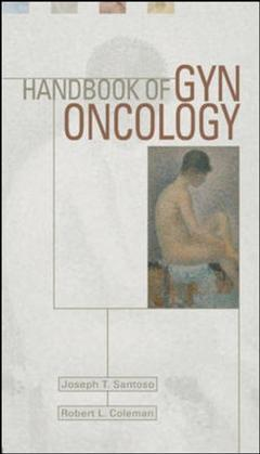 Couverture de l'ouvrage Gyn oncology handbook: ise