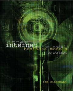 Couverture de l'ouvrage Internet business models, text and cases with interactive case cd - ise