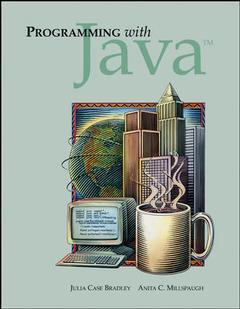 Couverture de l'ouvrage Programming w/java