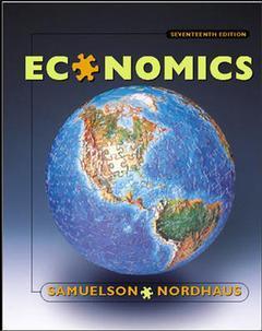 Couverture de l'ouvrage Economics
