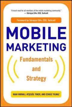 Couverture de l'ouvrage Mobile marketing