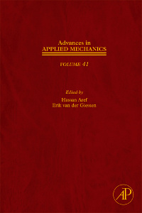 Cover of the book Advances in Applied Mechanics