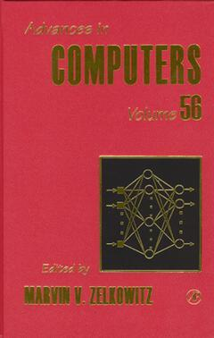 Cover of the book Advances in Computers