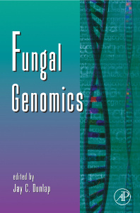 Cover of the book Fungal Genomics