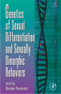 Cover of the book Genetics of Sexual Differentiation and Sexually Dimorphic Behaviors