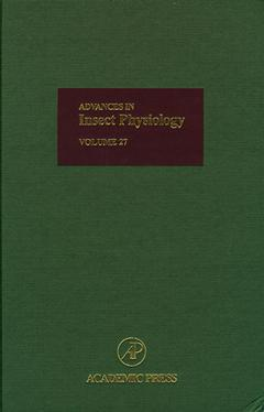 Cover of the book Advances in Insect Physiology