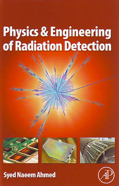 Cover of the book Physics and Engineering of Radiation Detection