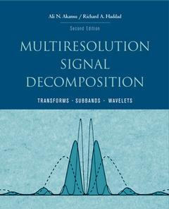 Cover of the book Multiresolution Signal Decomposition