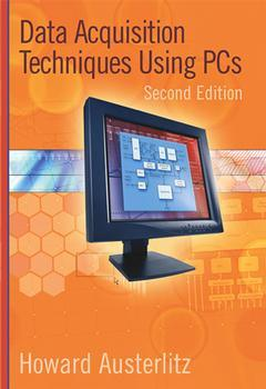 Cover of the book Data Acquisition Techniques Using PCs