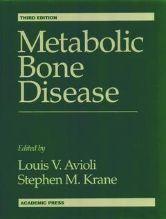 Cover of the book Metabolic Bone Disease and Clinically Related Disorders