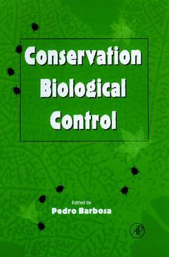 Cover of the book Conservation Biological Control