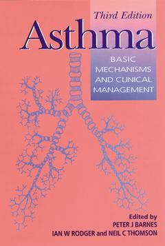 Cover of the book Asthma