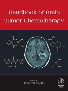 Cover of the book Handbook of Brain Tumor Chemotherapy