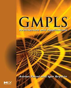 Cover of the book GMPLS