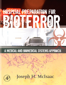 Cover of the book Hospital Preparation for Bioterror