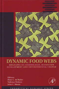 Cover of the book Dynamic Food Webs